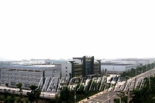 欣欣向荣的珞璜工业园